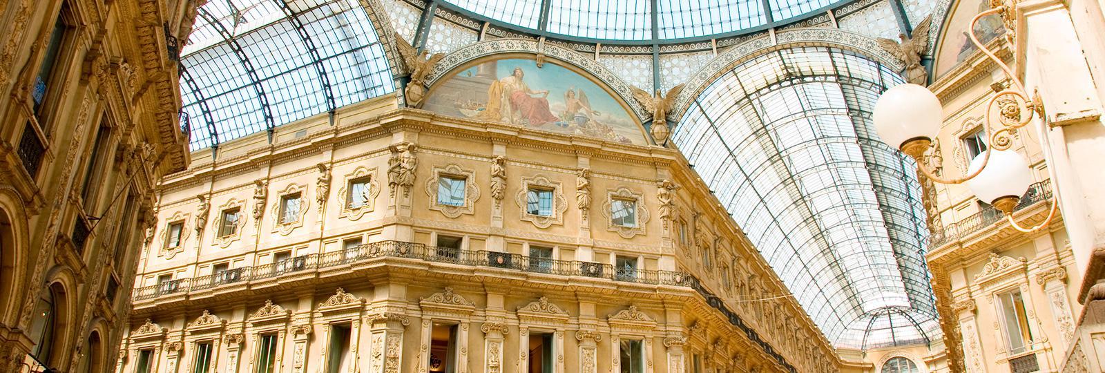 Landscape Milano - Galleria