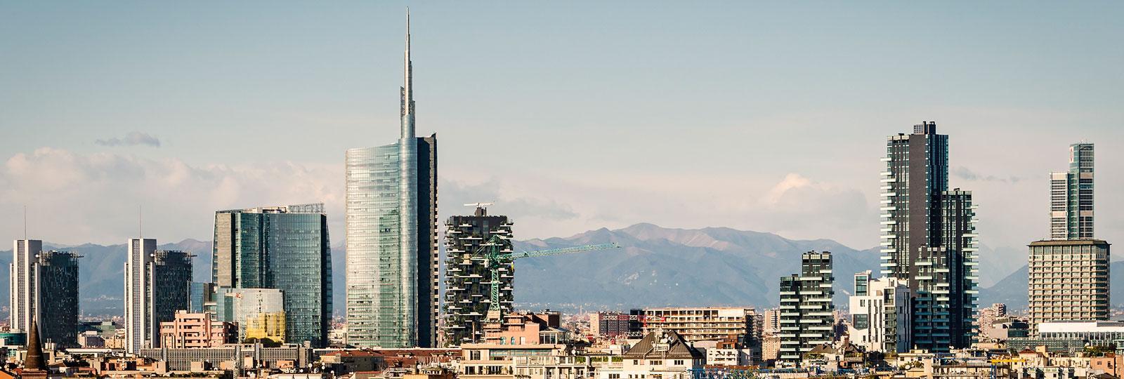 Landscape Milano